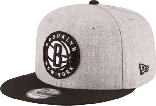 5b034695fb2 New Era Men s Brooklyn Nets 9Fifty Adjustable Snapback Hat. noImageFound.  Previous