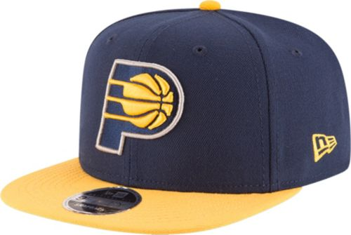 the latest e2f48 59af6 New Era Men s Indiana Pacers 9Fifty Adjustable Snapback Hat. noImageFound.  Previous