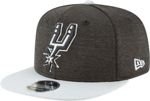 00705179bc5 New Era Men s San Antonio Spurs 9Fifty Adjustable Snapback Hat.  noImageFound. Previous