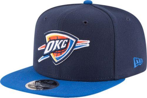 half off 787fc cffd9 ... wholesale new era mens oklahoma city thunder 9fifty adjustable snapback  hat f5fc7 e265c