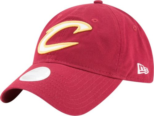 03d74cb43be New Era Women s Cleveland Cavaliers 9Twenty Glisten Adjustable Hat.  noImageFound. Previous