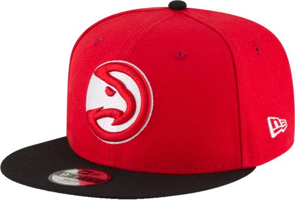 New Era Youth Atlanta Hawks 9Fifty Adjustable Snapback Hat product image