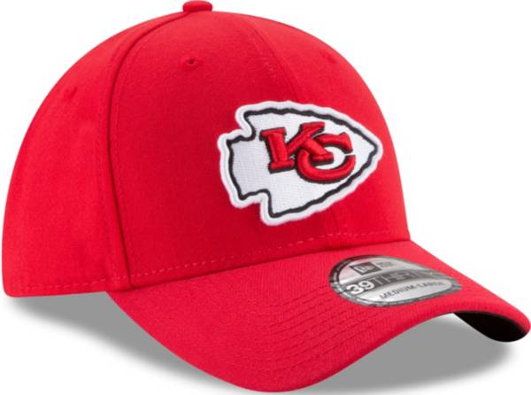 New Era Youth Kansas City Chiefs Junior Team Classic 39Thirty Stretch Fit Hat product image