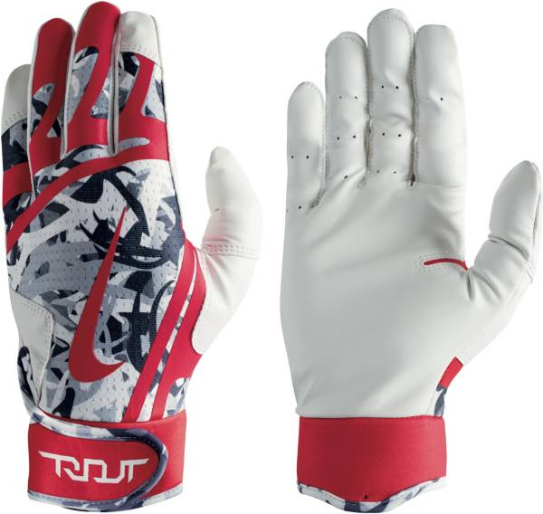 Nike Adult Trout Edge Camo Batting Gloves product image
