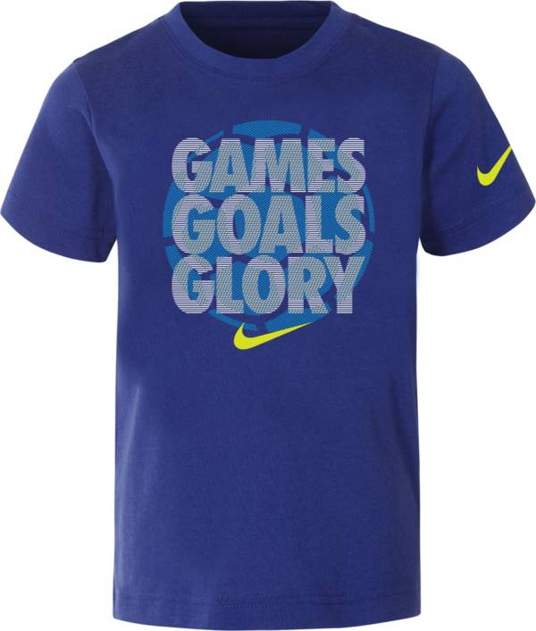 Nike Little Boys' Games Goals Glory Graphic T-Shirt product image