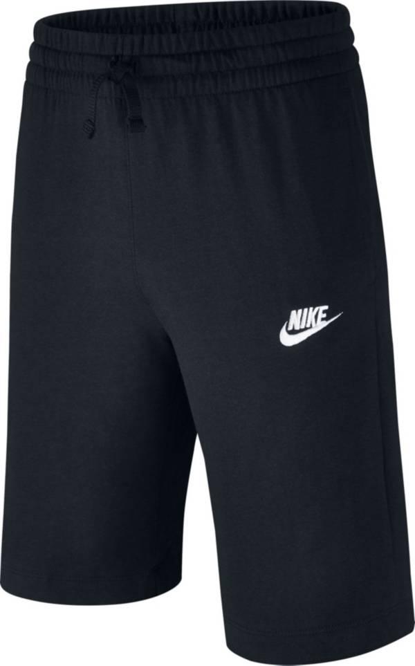 Nike Boys' Sportswear Jersey Shorts product image