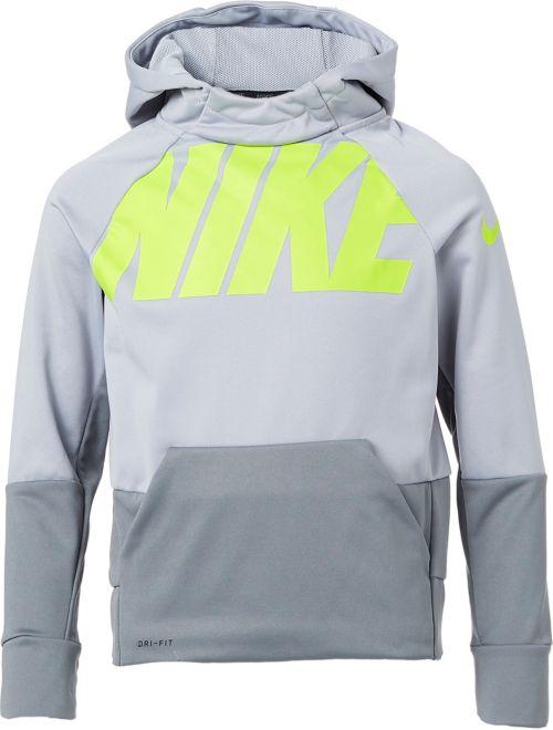 ee17b5c862b9 Nike Boys  Therma Graphic Hoodie. noImageFound. Previous