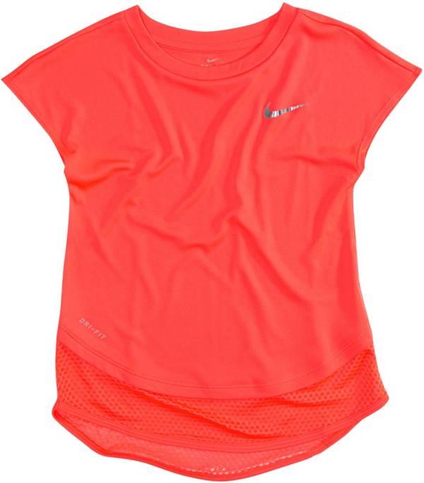 Nike Little Girls' Dri-FIT 2fer Tunic T-Shirt product image