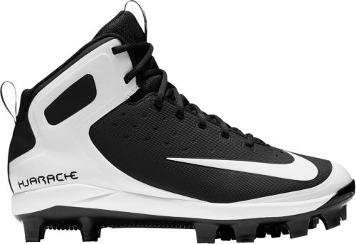 on sale 7b338 0ec36 Nike Men s Alpha Huarache Pro Mid Baseball Cleats