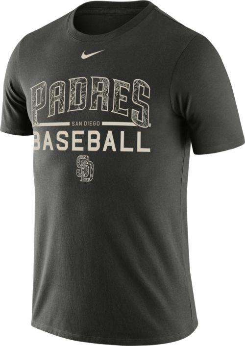 e4467026 Nike Men's San Diego Padres Memorial Day Practice T-Shirt. noImageFound.  Previous