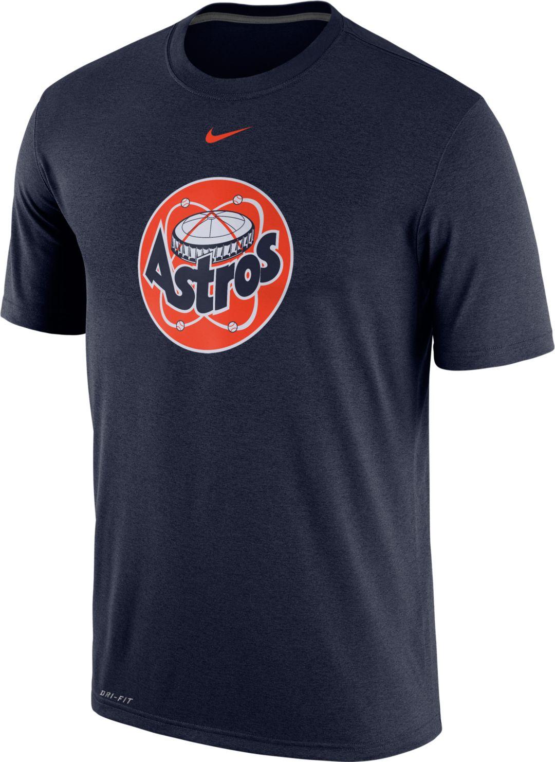 a5e0ade8 Nike Men's Houston Astros Dri-FIT Legend T-Shirt | DICK'S Sporting Goods