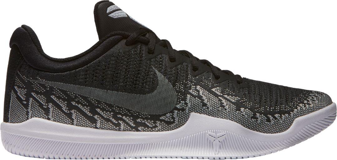 830f643e Nike Men's Kobe Mamba Rage Basketball Shoes