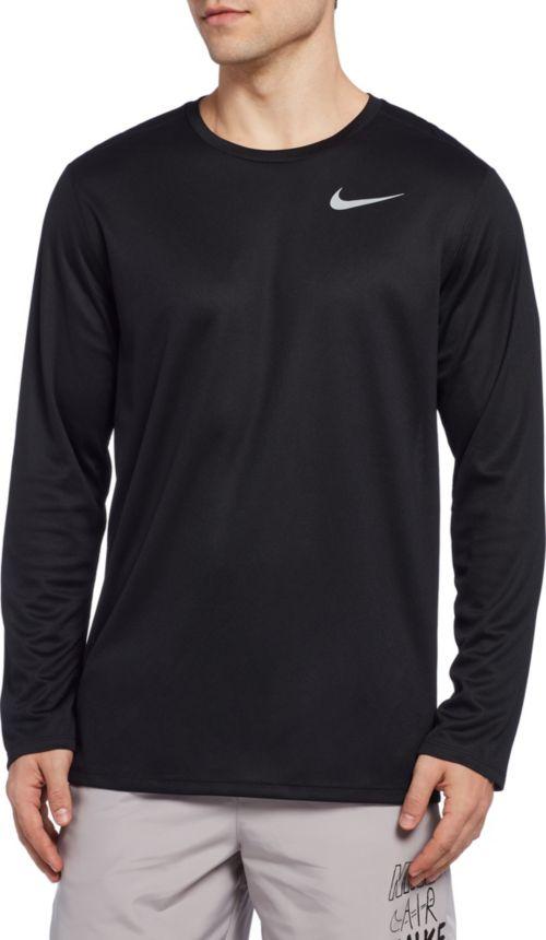 330d1d92 Nike Men's Breathe Long Sleeve Running T-Shirt. noImageFound. Previous