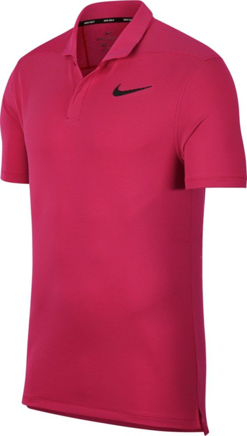 caccb202 Nike Men's AeroReact Stripe Golf Polo. noImageFound. Previous
