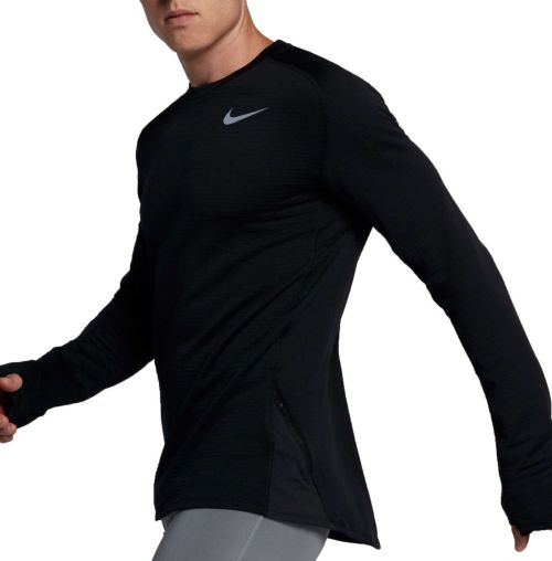 c5ce016f Nike Men's Therma Sphere Element Long Sleeve Crew Running Shirt.  noImageFound. Previous