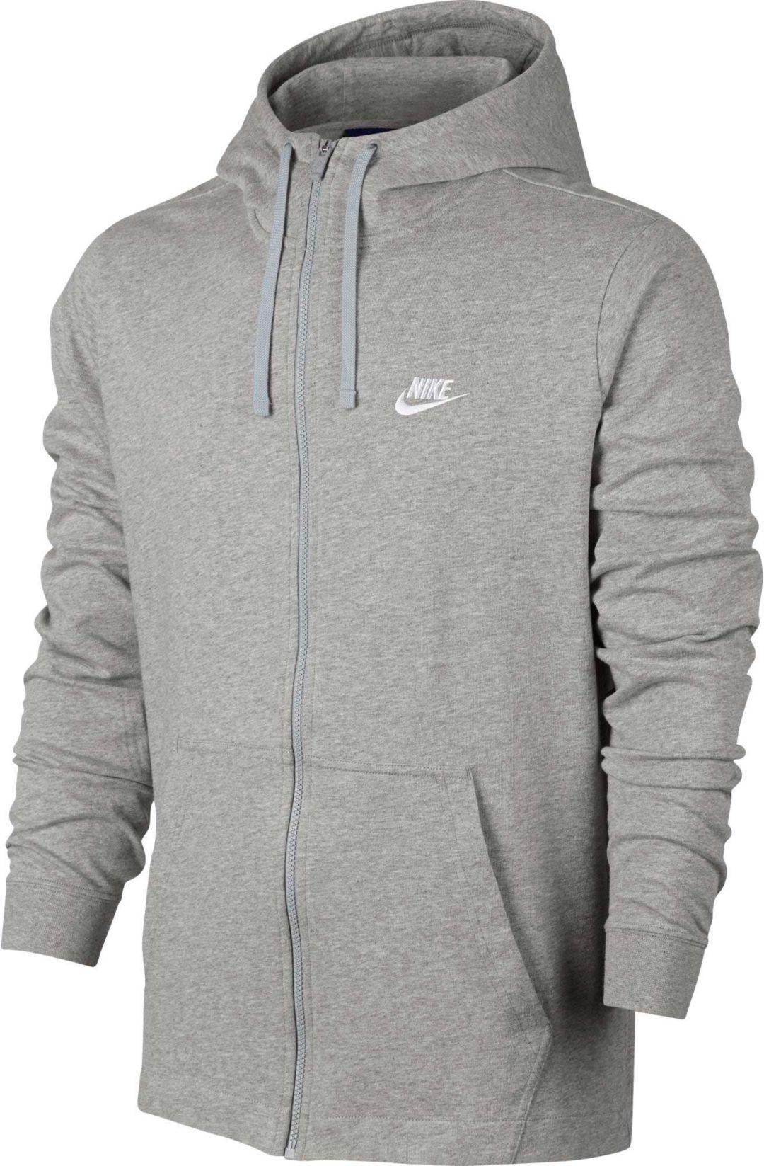 df3e773dc1 Nike Men's Sportswear Full-Zip Hoodie | DICK'S Sporting Goods