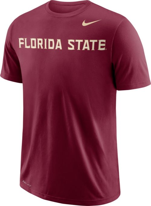 4408782a41 Nike Men s Florida State Seminoles Garnet Wordmark T-Shirt. noImageFound.  Previous