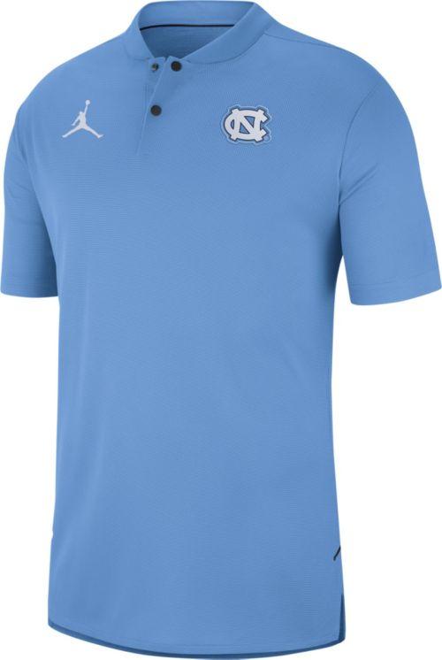 80051f9a2c6509 Jordan Men s North Carolina Tar Heels Carolina Blue Elite Football Sideline  Polo. noImageFound. Previous