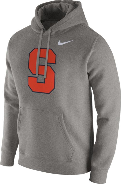 94e4d078ff3a Nike Men s Syracuse Orange Grey Club Hoodie. noImageFound. Previous