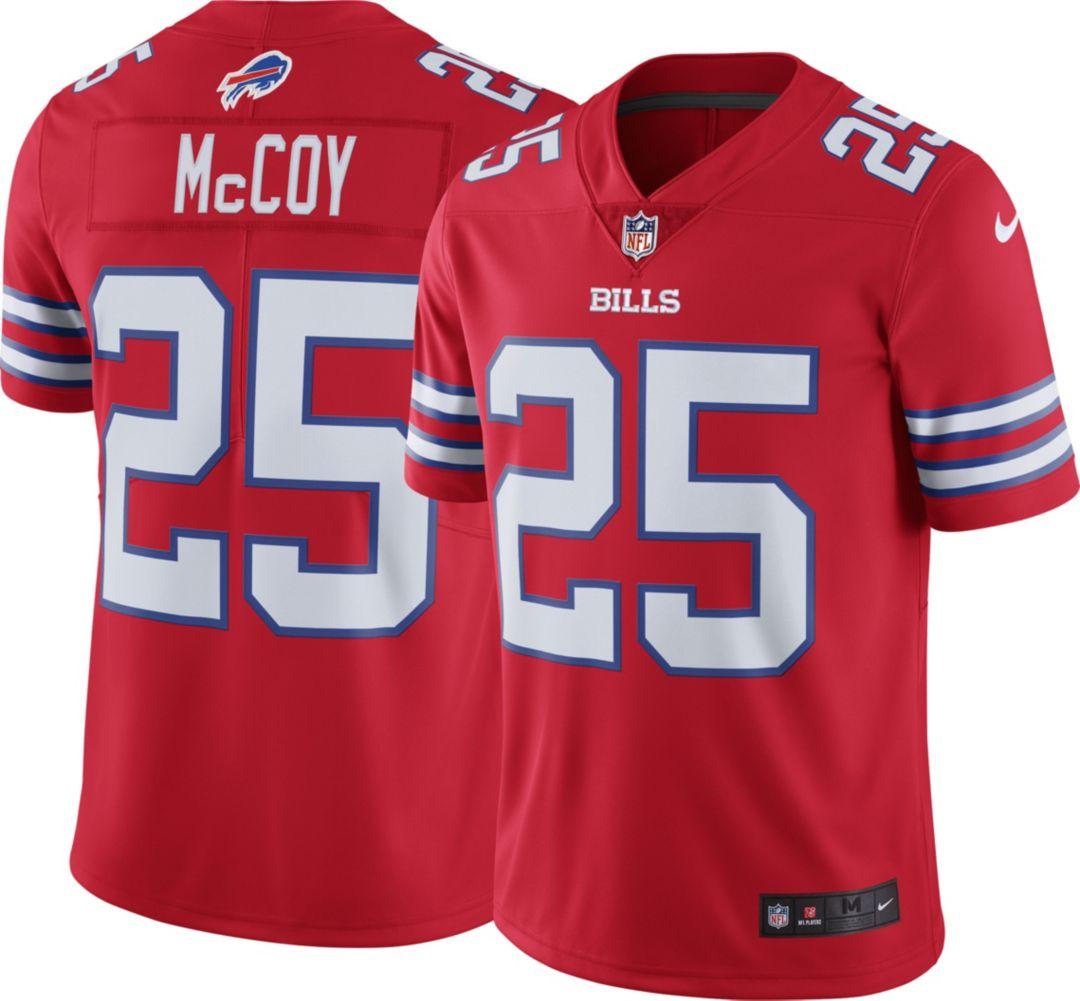 58ecc31ddc433 Nike Men's Color Rush Limited Jersey Buffalo Bills LeSean McCoy #25