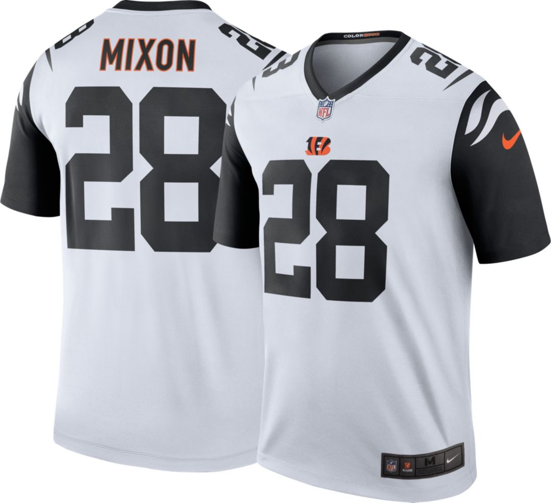 Color Cincinnati Legend Bengals Goods Nike Jersey Men's Rush Sporting Joe Mixon 28 Dick's|NFL Week 1 Dwell Stream Map, Recreation Occasions And Television Schedule