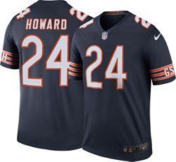 e9a4959388b Nike Men's Color Rush Legend Jersey Chicago Bears Jordan Howard #24  alternate 0