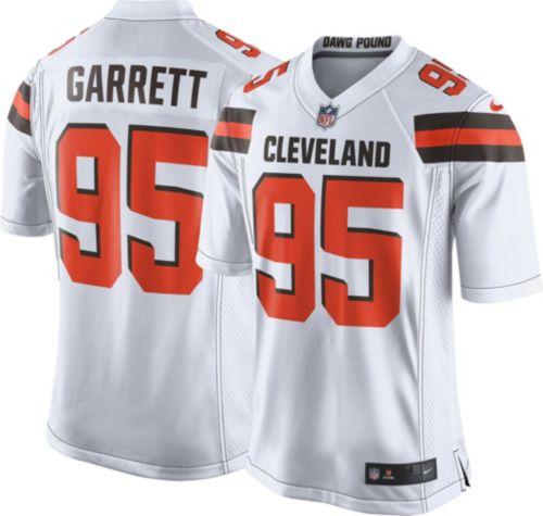 Nike Men s Away Game Jersey Cleveland Browns Myles Garrett  95.  noImageFound. Previous 2e90d51ae