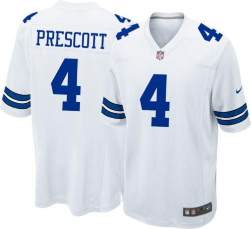 1d8d6320494 Nike Men s Game Jersey Dallas Cowboys Dak Prescott  4