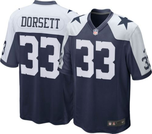 23289a36d Nike Men s Throwback Game Jersey Dallas Cowboys Tony Dorsett  33.  noImageFound. Previous