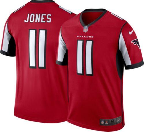 2dc77f2fe06 Nike Men s Alternate Legend Jersey Atlanta Falcons Julio Jones  11 ...
