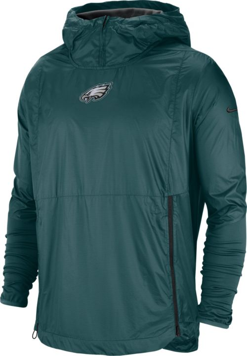 Nike Men s Philadelphia Eagles Sideline Fly Rush Green Jacket.  noImageFound. Previous fd14b8169