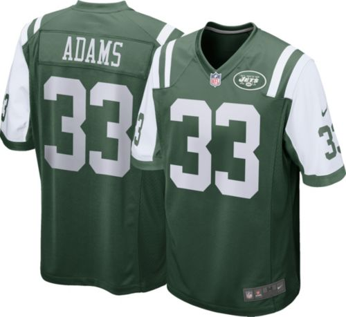 24d4dad1515e Nike Men s Home Game Jersey New York Jets Jamal Adams  33