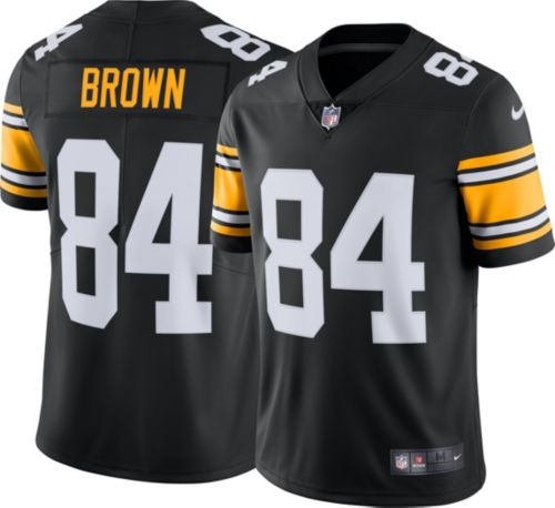 Nike Men s Home Limited Jersey Pittsburgh Steelers Antonio Brown  84.  noImageFound. Previous da7ee59d1