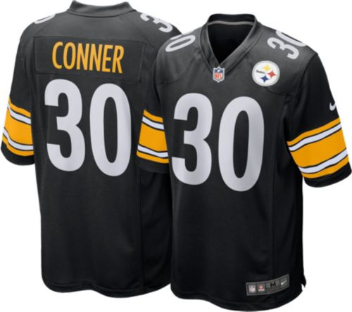 89745224b0c Nike Men s Home Game Jersey Pittsburgh Steelers James Conner  30.  noImageFound. Previous