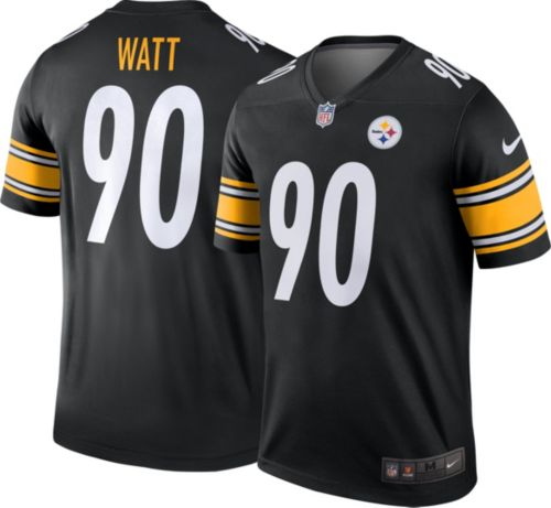 55f498e7e Nike Men s Home Legend Jersey Pittsburgh Steelers T.J. Watt  90.  noImageFound. Previous