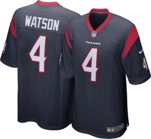 1d9a94ec4 Nike Men s Home Game Jersey Houston Texans Deshaun Watson  4. noImageFound.  Previous