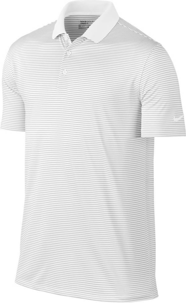 Nike Men's Dri-FIT Victory Mini Stripe Golf Polo product image
