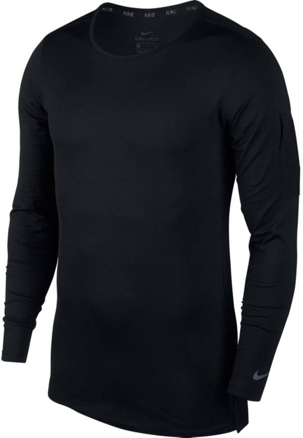Nike Men's Modern Utility Fitted Long Sleeve Training Shirt product image