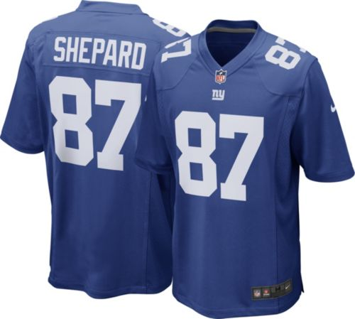 Nike Men s Home Game Jersey New York Giants Sterling Shepard  87.  noImageFound. Previous ed9a6618c