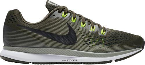 huge selection of 98ee0 b4bbf Nike Mens Air Zoom Pegasus 34 Running Shoes