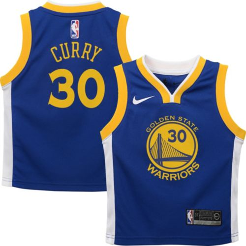 7e7e4a4ed4b Nike Toddler Golden State Warriors Stephen Curry  30 Dri-FIT Swingman  Jersey. noImageFound. Previous