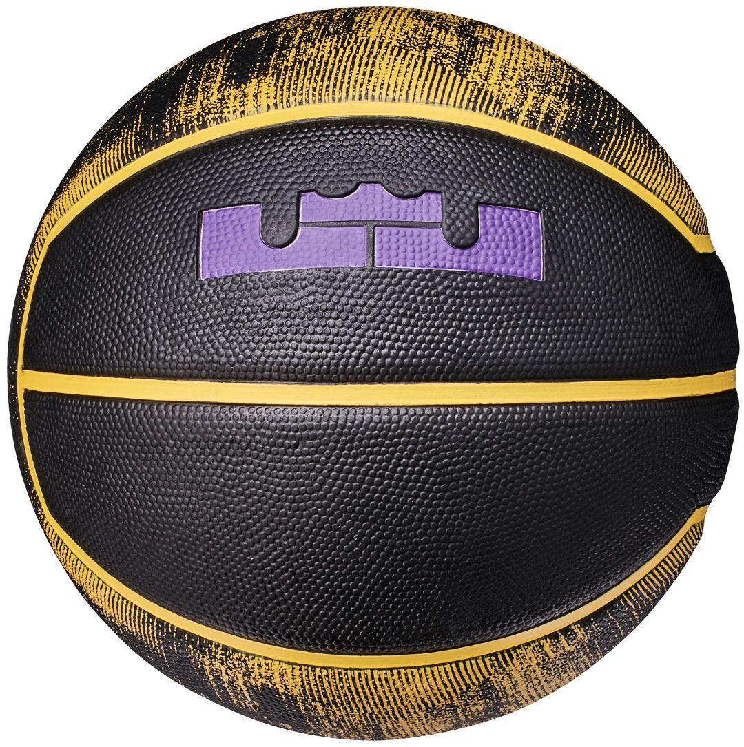 new style c9819 91a52 Nike LeBron Playground Basketball (28.5