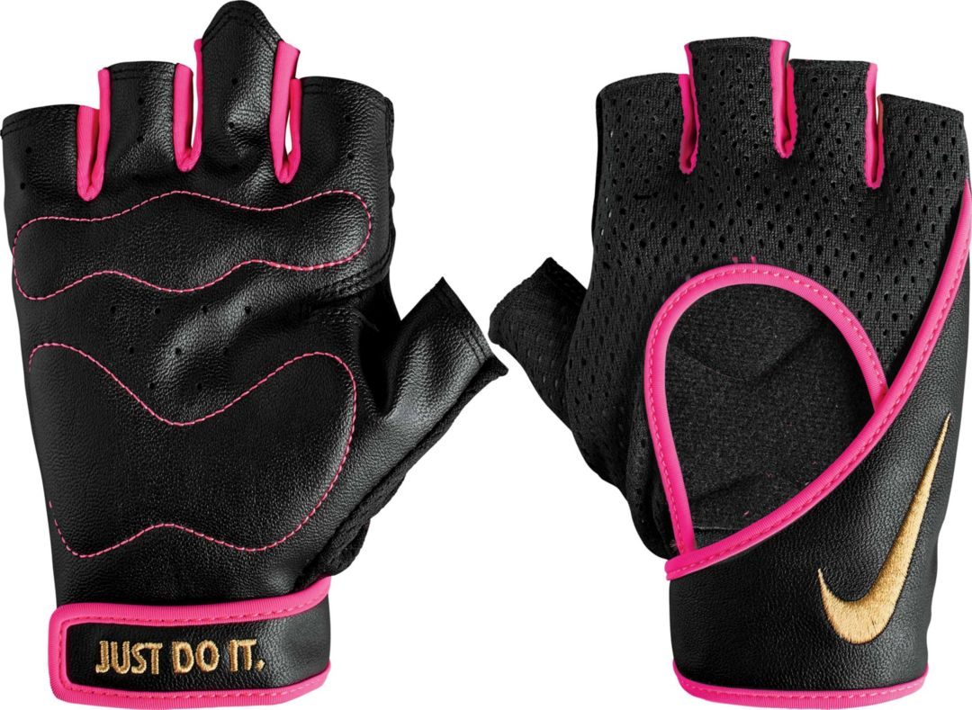 Nike Women's Pro Perf Wrap Training Gloves