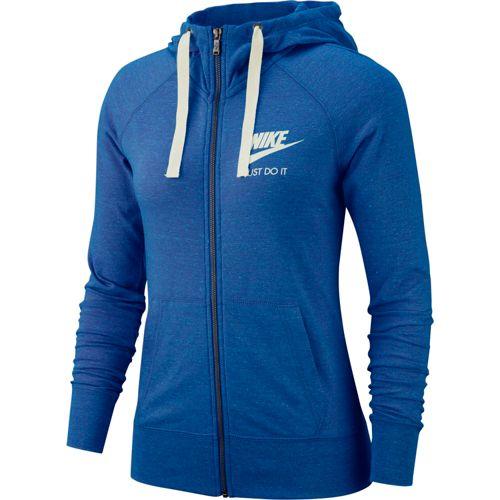 0b231542f3c61 Nike Women's Sportswear Vintage Full Zip Hoodie. noImageFound. Previous