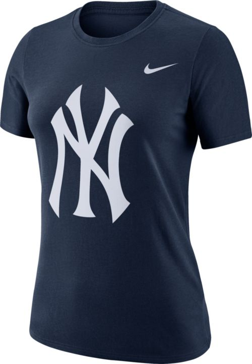 Nike Women s New York Yankees Dri-FIT T-Shirt  c6ab704c95b