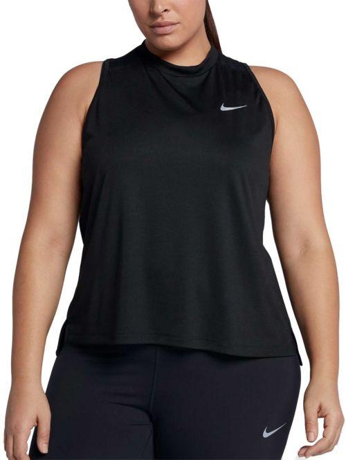 d0adef0bfef0b Nike Women s Plus Size Dry Miler Running Tank Top. noImageFound. Previous