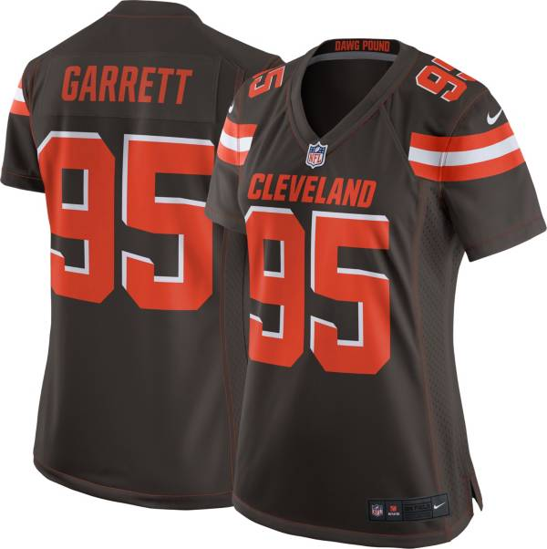 Nike Women's Home Game Jersey Cleveland Browns Myles Garrett #95 product image