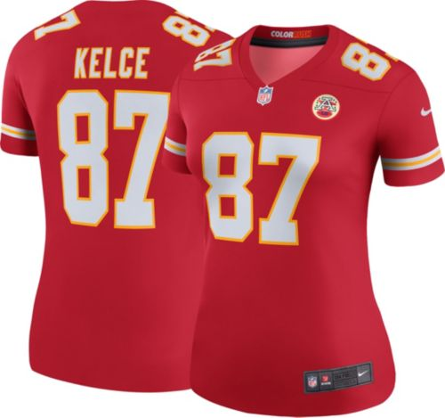 Wholesale Nike Women's Color Rush Legend Jersey Kansas City Chiefs Travis  supplier