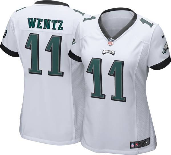 Nike Women's Away Game Jersey Philadelphia Eagles Carson Wentz #11 product image