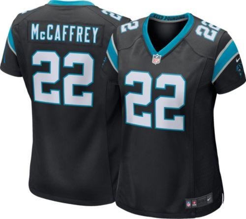 987302822dd9 Nike Women s Home Game Jersey Carolina Panthers Christian McCaffrey  22.  noImageFound. Previous